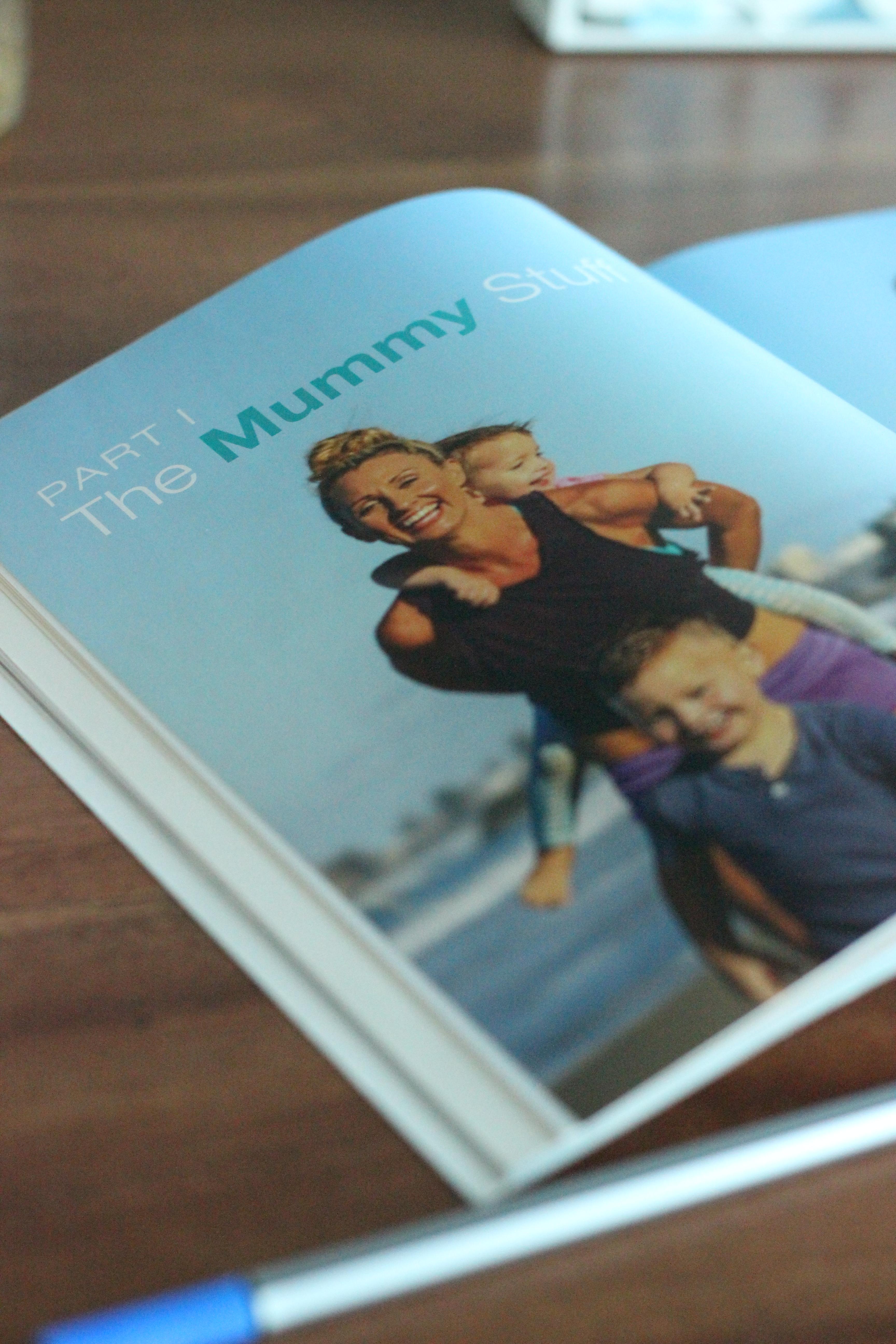 Sport mit Baby, Fitnessplan für Mütter.