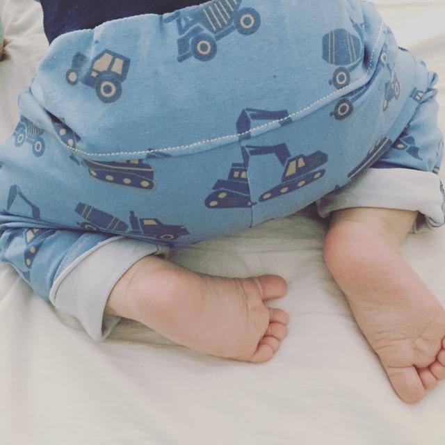 Elternzeit - Meilenstein Krabbeln