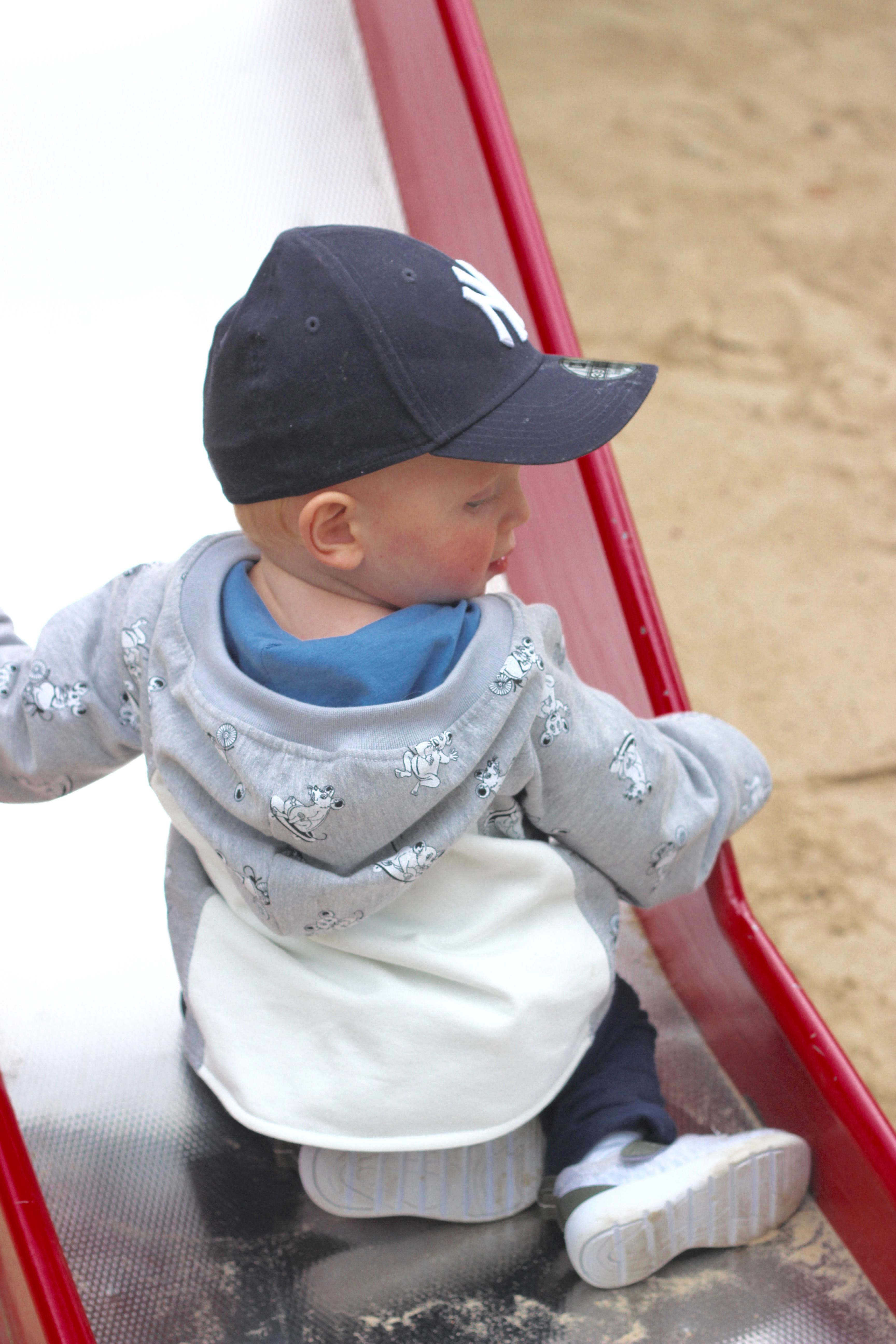 "Winterjacke ""Jakkel"" für Kinder nähen"