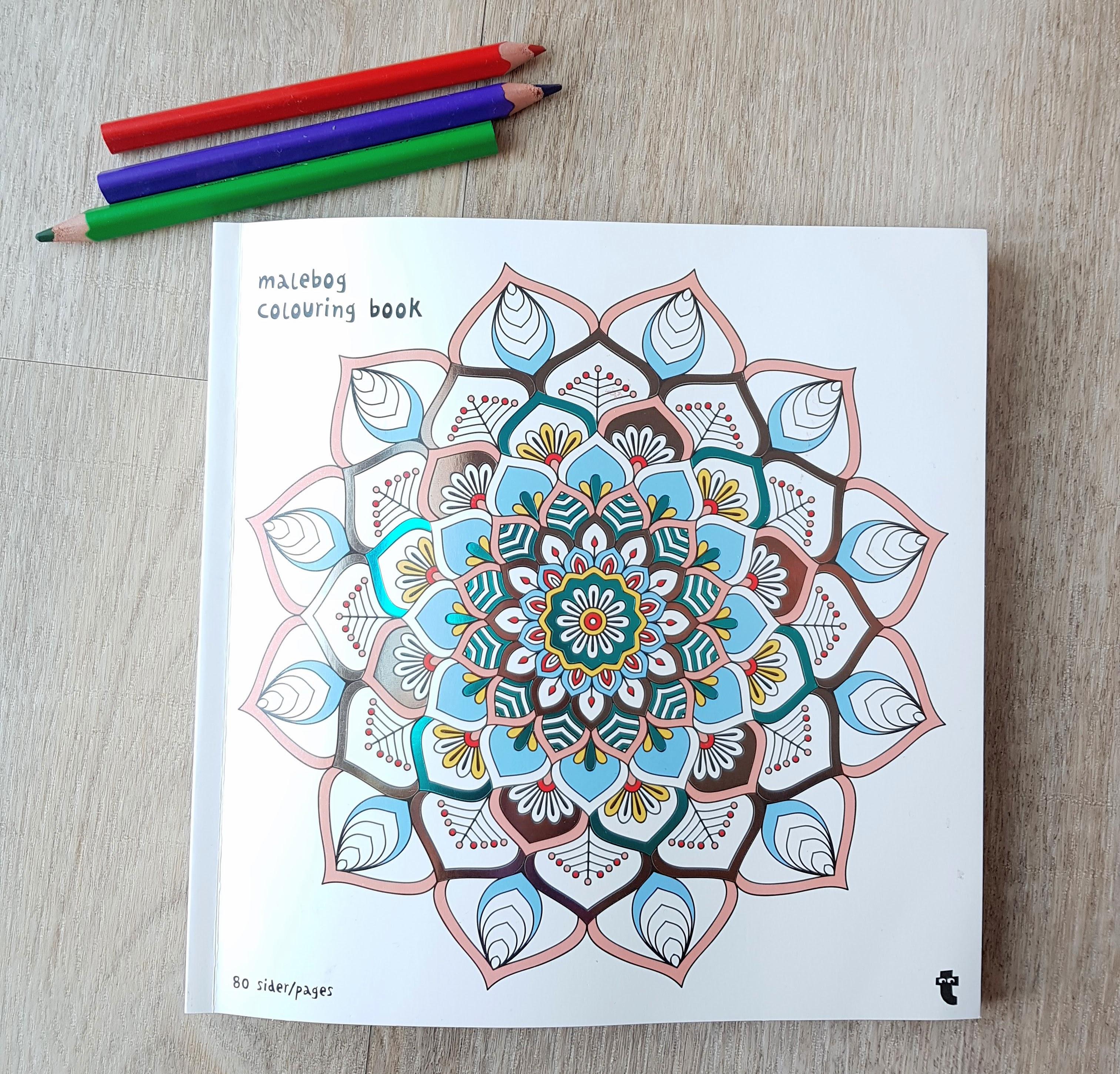 Mandala-Ausmalbuch