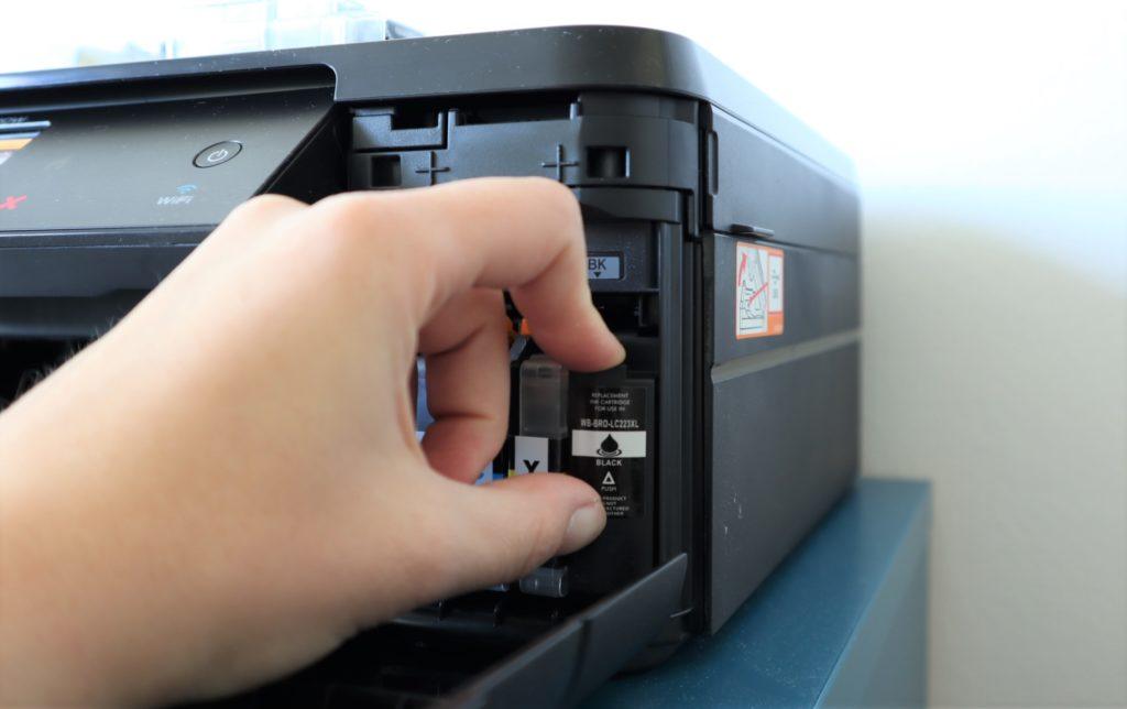 Schneller und problemloser Einsatz der kompatiblen Druckerpatronen
